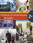 Sciences �conomiques et sociales 2e