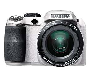 Fujifilm FinePix S4200 Digital Camera - White (14MP, 24x Optical Zoom) 3 inch LCD Screen