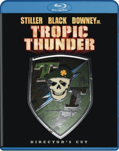 Tropic Thunder (Unrated Director's Cut + BD Live) [Blu-ray] by Dreamworks Video