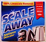 Scale Away Appliance Descaler - 4 x 75g