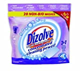 New! Dizolve Lavender Non-bio washing sheet x20 Laundry Detergent, not powder a sheet! less packaging for a greener world!