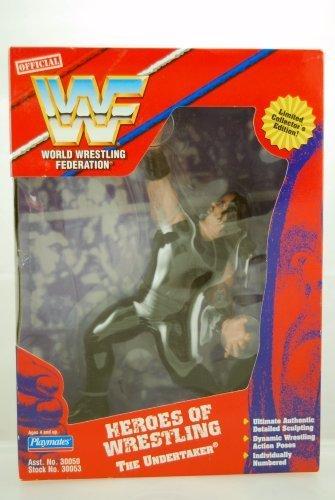 WWF Heroes Of Wrestling - The Undertaker