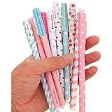 MERSUII 10 Pcs Multi Colors Colorful Gel Ink Pen Cute Korean Cartoon Pin Type Wholesale kawaii stationery 10 pens 10 Colors Set