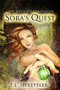 (FREE on 10/17) Sora's Quest by T. L. Shreffler - http://eBooksHabit.com