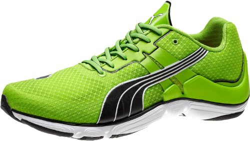 96b10f479d3e91 Mens Puma Mobium Runner Elite Jasmine Green Black 8 5 D - Nancy G ...