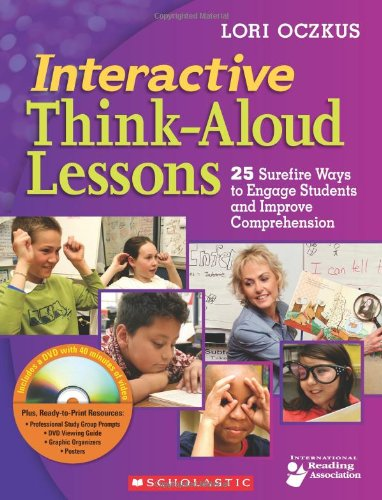 Interactive Think-Aloud Lessons: 25 Surefire Ways to...