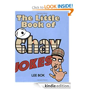 The Little Book of Chav Jokes Lee Bok