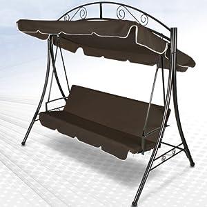 meubles jardin acheter jago balancelle balancelles balan oire balan oires banc fauteuil. Black Bedroom Furniture Sets. Home Design Ideas
