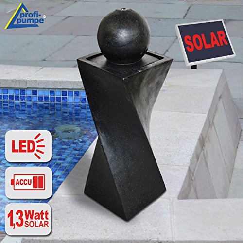 gartenbrunnen brunnen solar brunnen zierbrunnen vogelbad. Black Bedroom Furniture Sets. Home Design Ideas