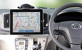 サンワダイレクト iPad Retina (第4世代) 新しいiPad(第3世代) iPad2 iPad タブレットPC 車載ホルダー 200-CAR010 [フラストレーションフリーパッケージ (FFP)]
