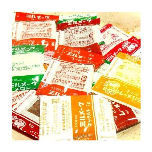 ミルメーク 7種各5袋計35袋