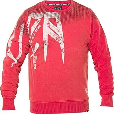 Yakuza Sweatshirt PB-429 Rot