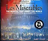 Various Artists Les Miserables 10th Anniversary Concert by Various Artists Cast Recording, Soundtrack edition (2004) Audio CD