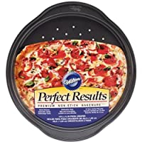 Wilton 2105-6804 Perfect Results Nonstick Pizza Crisper 14.25 By 6.25-Inch