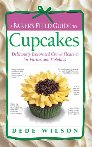 Baker'S Field Guide To Cupcakes (Baker'S Fg)