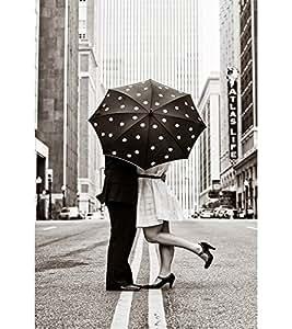 EPICCASE Love under umbrella Mobile Back Case Cover For LG G2 (Designer Case)