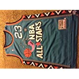 Michael Jordan #23 1996 NBA All-Star Thowback Jersey