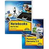 """TwoForOne: Photoshop Elements/Notebook (Bild f�r Bild)von """"Olivier Pavie"""""""