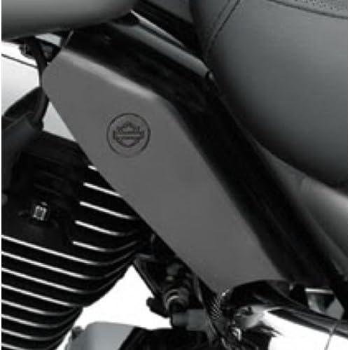 Harley Davidson Mid Frame Air Deflectors Touring BLACK 58022 07A