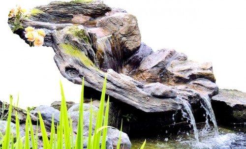 Granimex Yang-Ze Bachlaufelement mit Wasserfall günstig online kaufen