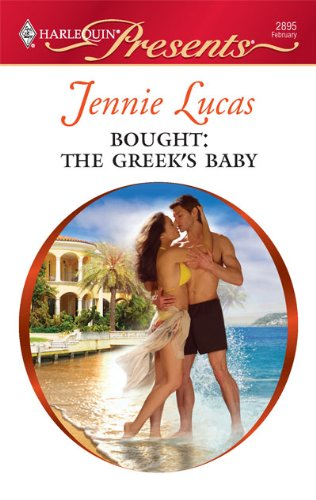 Image of Bought: The Greek's Baby
