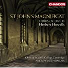 Howells: St John's Magnificat (Sequence For St Michael/ By The Waters of Babylon)