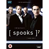 Spooks - Series 7 - Complete [UK Import]