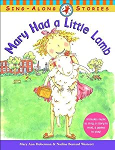 Mary Had A Little Lamb by Little, Brown Young Readers