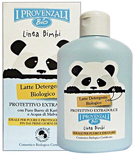 I Provenzali Set 6 Pezzi Latte Detergente Biologico 200 ml