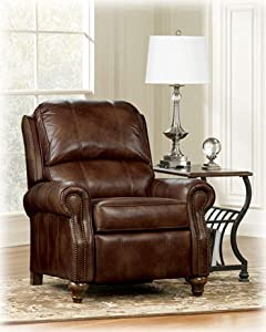 Traditional Canyon Ranger Low Leg Recliner
