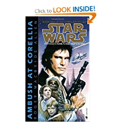Ambush at Corellia (Star Wars, The Corellian Trilogy #1) (Book 1) by Roger Macbride Allen