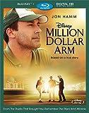 Million Dollar Arm (1-Disc Blu-ray + Digital HD)
