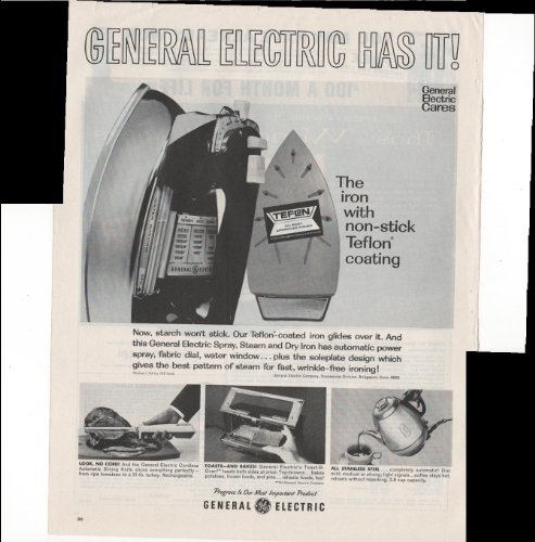 General Electric Iron