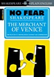 No Fear Shakespeare: Merchant of Venice (Sparknotes No Fear Shakespeare)