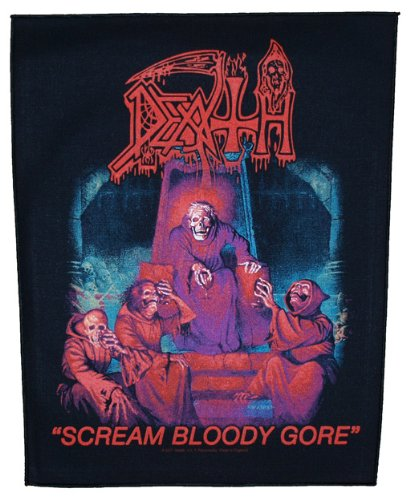 Toppa Death Scream Bloody Gore Helloween