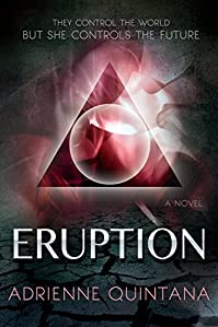 Eruption by Adrienne Quintana ebook deal