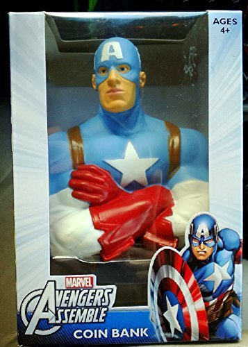 Marvel Avengers Coin Bank - 1