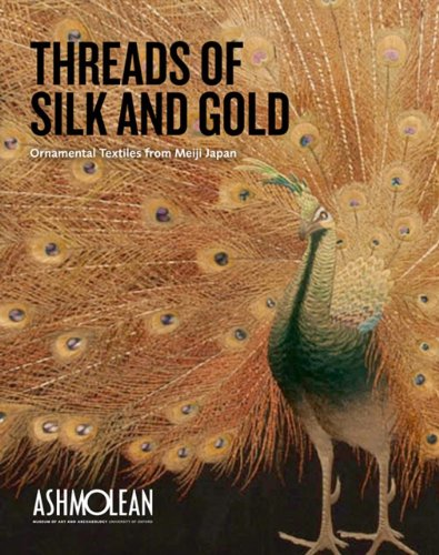 Threads of Silk and Gold: Ornamental Textiles from Meiji Japan Landscape