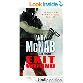 Exit Wound: (Nick Stone Book 12)
