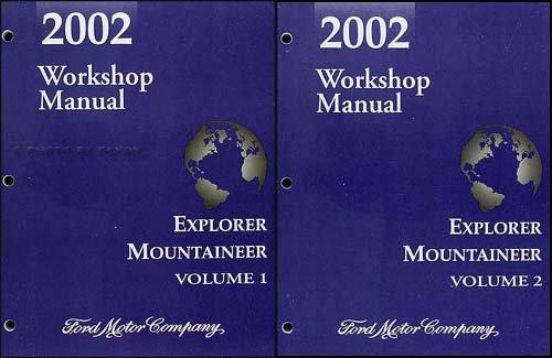2002-ford-explorer-mercury-mountaineer-repair-shop-manual-original-set