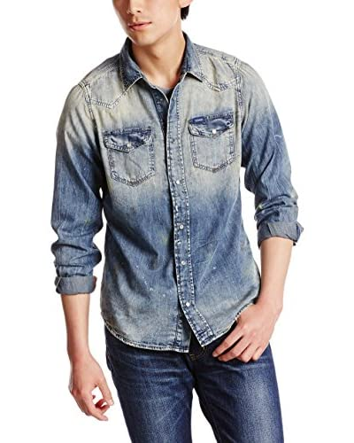 Diesel Camicia Denim New-Sonora [Blu Washed]