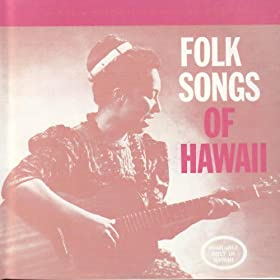 Folk Songs Of Hawaii