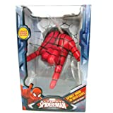 Spiderman Hand 3D Deco Light - Children's Wall Lamp
