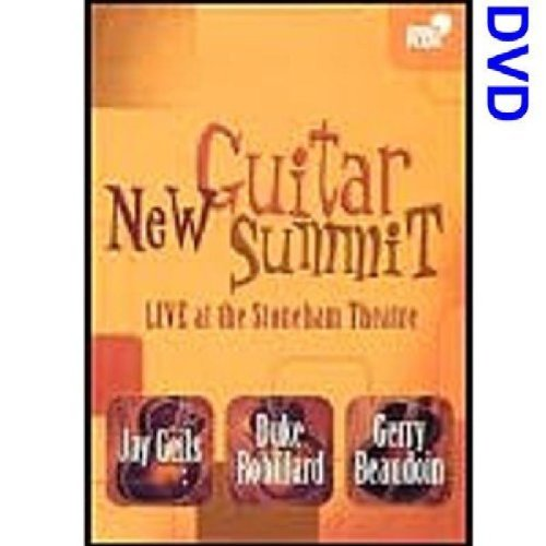 New Guitar Summit: Live at the Stoneham Theatre [DVD] [Region 1] [US Import] [NTSC]