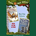 Magic Tree House: Books 1-2 (       UNABRIDGED) by Mary Pope Osborne Narrated by Mary Pope Osborne