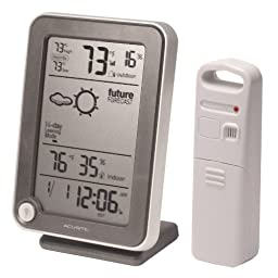 AcuRite 02001 Wireless Weather Station with Remote Sensor