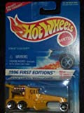 Hot Wheels Street Cleaver 1996 First Edition