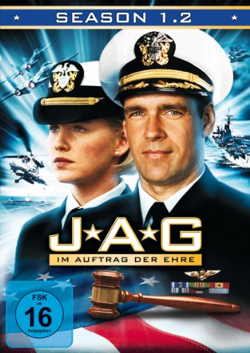 JAG: Im Auftrag der Ehre - Season 1.2 [3 DVDs]