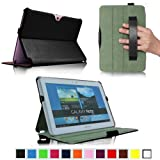 Fintie ClickBook Series Folio Hardback Case With Built-in Stand For Samsung Galaxy Note 10.1 Inch Tablet N8000...