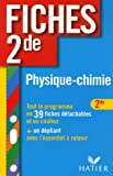 Physique-Chimie : Seconde